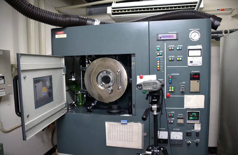 Equipment|chiba Laboratory|deformation Processing